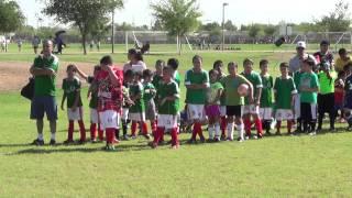 Latinos United Soccer League inauguracion 2013 Felipe Corral discurso 1 2
