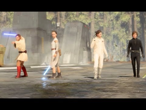 Star Wars Battlefront 2 Heroes Vs Villains 590 thumbnail