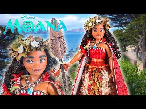 "Disney Limited Edition Moana (16"" Voyager) REVIEW"