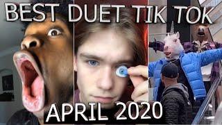 Funny Duet Tik Tok Compilation 2020 APRIL