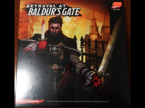 Betrayal In Baldur's Gate: How to Play and Review