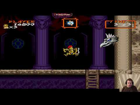 Super Ghouls N Ghosts: Ep. 6 Level 7 Again and Again