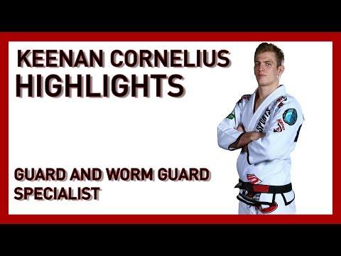 KEENAN CORNELIUS HIGHLIGHTS - GUARD AND WORM GUARD MONSTER!