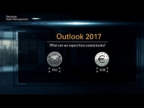 CIO View Outlook 2017 – What can we expect from central banks?