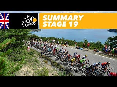 Summary - Stage 19 - Tour de France 2017