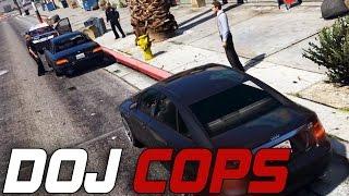 Dept. of Justice Cops #108 - Uber Meltdown (Criminal)