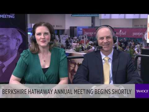 Berkshire Hathaway AGM 2017 [1080P 60FPS Rip]