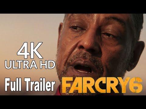 Far Cry 6 - Full Trailer [4K]