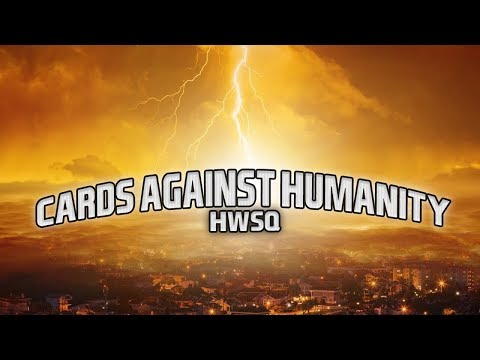 HOWAIZEN SQUAD 🤙 117 • DER... Kam unerwartet. • Let's Play CARDS AGAINST HUMANITY [006]