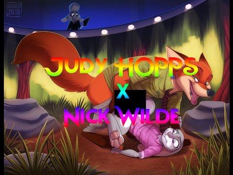 Judy Hopps X Nick Wilde Porn