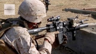 Infantry Marines Execute Live-Fire Maneuver Training | AiirSource