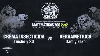 KLAN MKS vs WOS ECKO - 4tos (2VS2 - 12/6) El Quinto Escalón