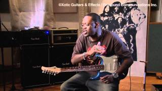 "Interview with Eric Gales ""About Jimi Hendrix and Me"""