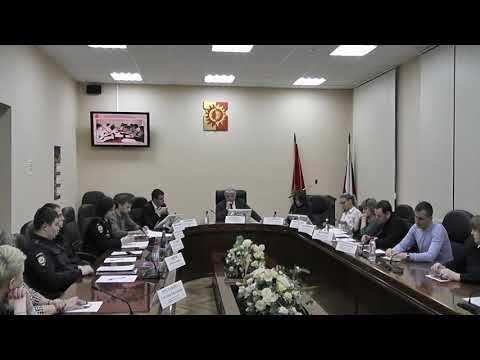Встреча главы управы района Солнцево с населением 19 02 2020 ч  1