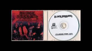Black Sabbath 1970.11.21 San Francisco Fillmore West
