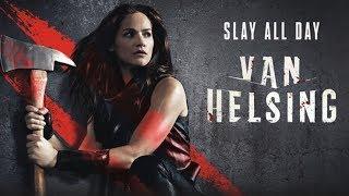 Ван Хельсинг 3 сезон - Промо с русскими субтитрами (Сериал 2016) // Van Helsing Season 3 Promo