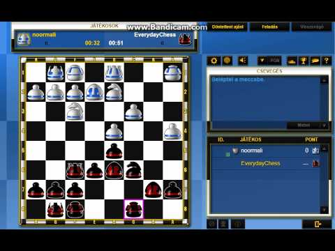 Playing 1min chess online at Flyordie