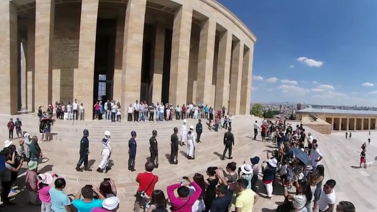 ANITKABİR SANAL TUR (360 Panorama)