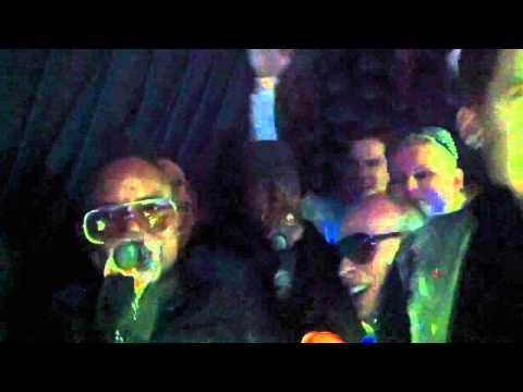 BLACK EYED PEAS & MC LADY ALICE (exclusive live) @ DUHLESS'11