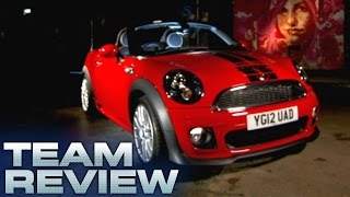 Mini Roadster Team Review Fifth Gear