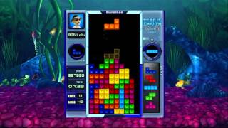 tetris splash speedster world record