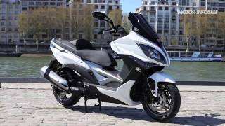 Kymco 400cc scooter