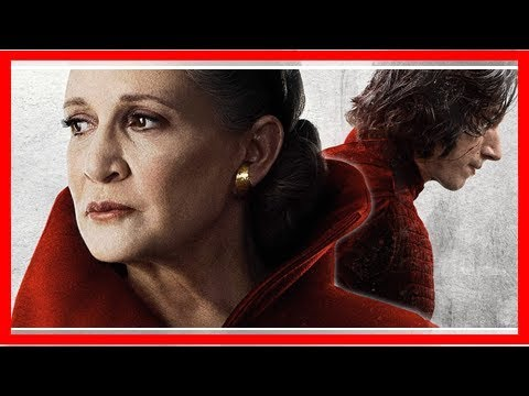 carrie fisher honored by chinese theatre on the last jedi's opening night  | Cinema Pro