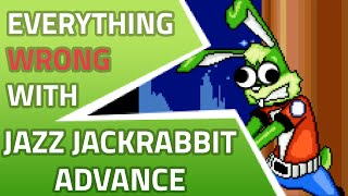 Everything Wrong With Jazz Jackrabbit Advance