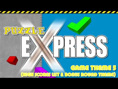 Puzzle Express Music - Game Theme 5