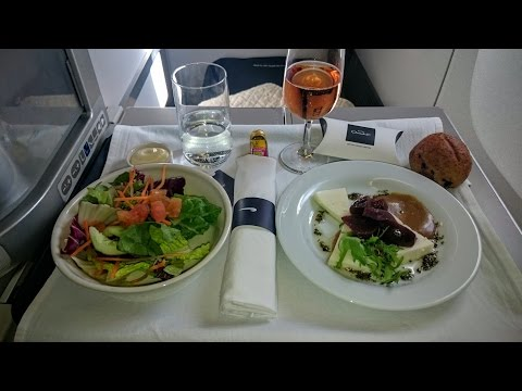British Airways - Club World / Business Class - BA244 - Buenos Aires to London Heathrow - B777