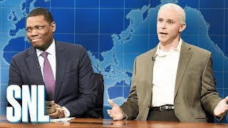 Weekend Update: Denver Riggleman Addresses Bigfoot Erotica - SNL