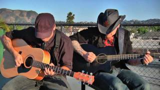 Pink Floyd - Wish You Were Here - Jason Charles Miller and Byron Gore - Covers on the Roof #16