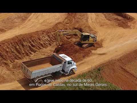 Mineração Alcoa Poços de Caldas