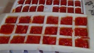 Быстрый способ приготовления томата