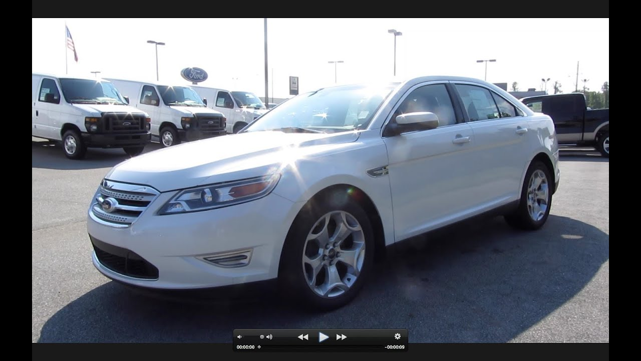 Ford Taurus Sho Start Up Exhaust And In Depth Tour