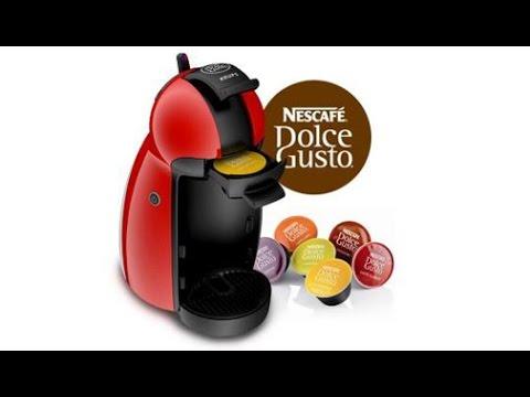 Обзор Nescafe Dolce Gusto кофемашина Piccolo. Dolce Gusto .
