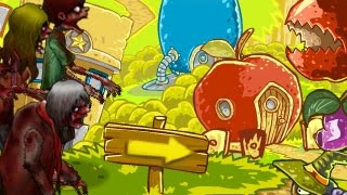 Fruit Zombie Defense Walkthrough