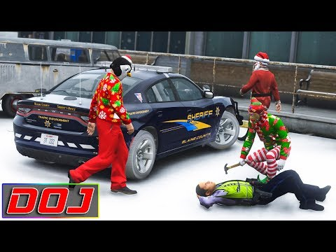 GTA 5 Roleplay - DOJ #98 - Taking to Give