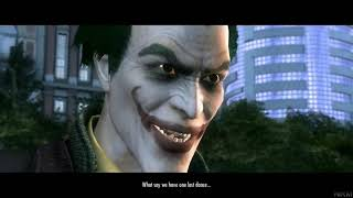 Justice League - Injustice Gods Among Us (All Cutscenes)