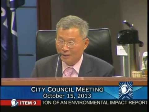 Cupertino City Council Public Comments and Vote on Apple Campus II