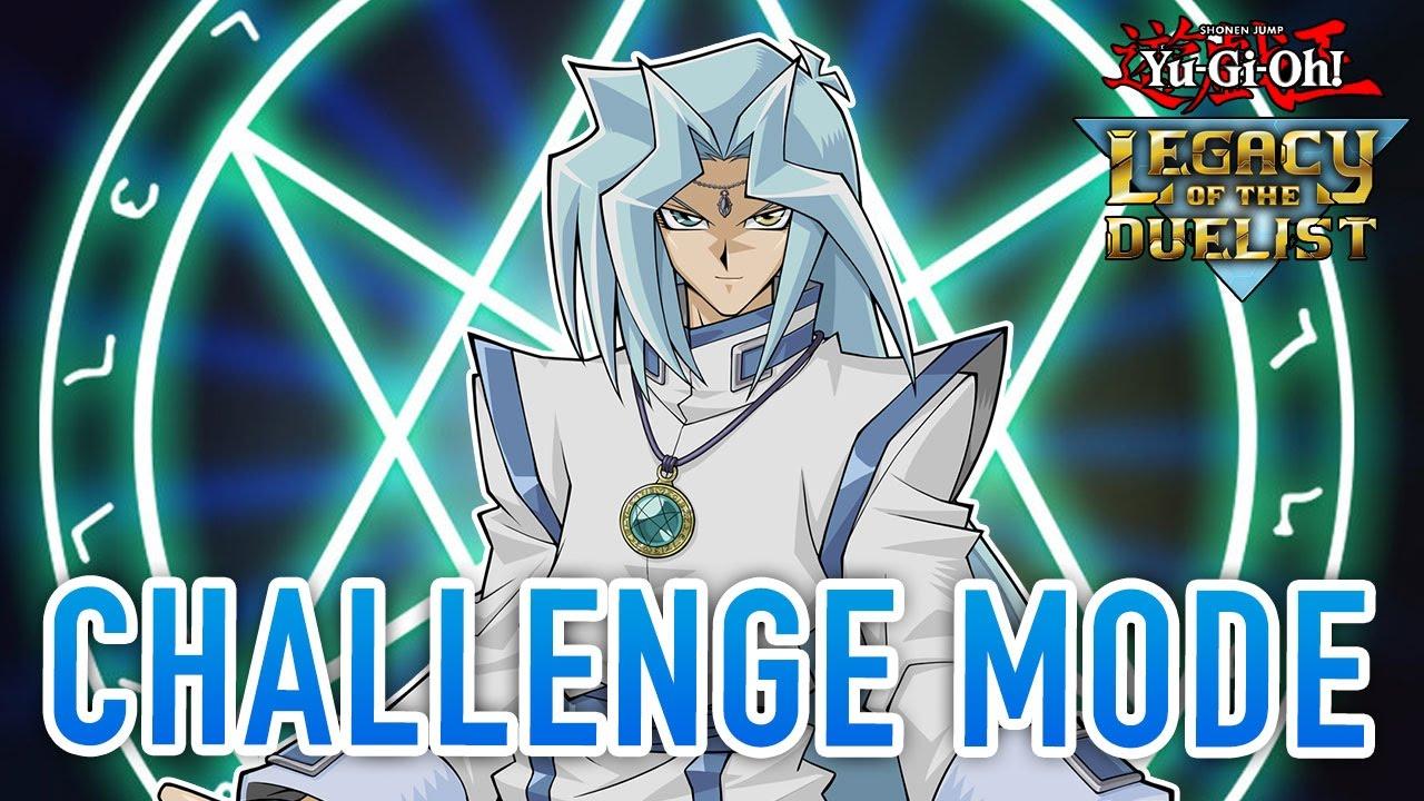 yugioh legacy of the duelist challenge mode  dartz
