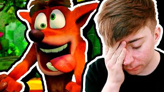 THE CRASH GAME NOBODY WANTED... (Crash Bandicoot: On The Run)