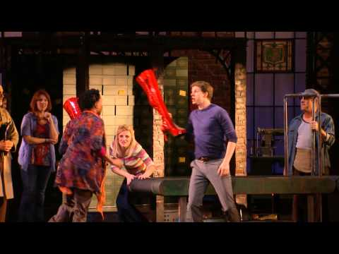 Kinky Boots montage