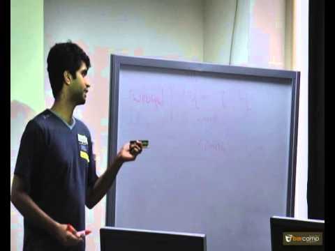 Barcamp Bangalore Spring 2014: Delving Into XMPP