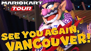 The End of Vancouver Tour 100% Challenges Finished - Mario Kart Tour Part 8