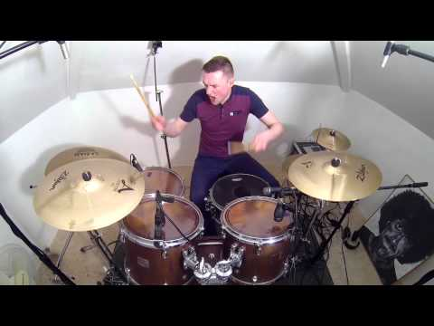 Wolfmother - White Unicorn (Drum Cover)