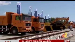 Ghana's Silicon Valley - UPfront on JoyNews (18-4-18)
