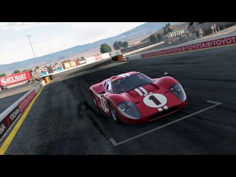 Project CARS GOTY Edition - Ford GT MK IV - 20200506 |