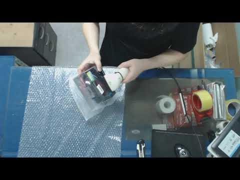 아이티플러스(84650) 물품출고영상 TG삼보 TG-TM615U HEALING 인체공학 버티컬 유선마우스(블랙)