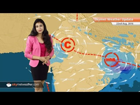 Weather Forecast for Aug 22: Flooding rains in Madhya Pradesh, West Bengal, Bihar, Jharkhand